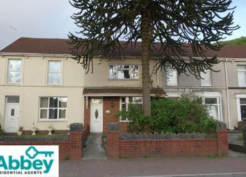 Thumbnail 3 bed terraced house for sale in Neath Road, Briton Ferry, Neath
