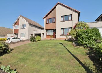 Thumbnail 3 bed detached house for sale in 5 Potters Park Crescent, Forfar