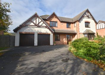 Thumbnail Detached house for sale in The Crescent, Upper Welland, Malvern