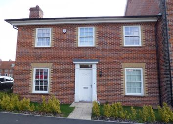 Thumbnail 4 bed end terrace house to rent in Lord Nelson Drive, New Costessey, Norwich