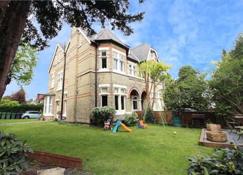 Thumbnail 3 bedroom flat for sale in Shortlands Road, Bromley