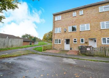 Thumbnail 5 bed end terrace house for sale in Launcelot Close, Andover