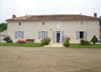 Thumbnail 3 bed barn conversion for sale in Poitou-Charentes, Vienne, Romagne