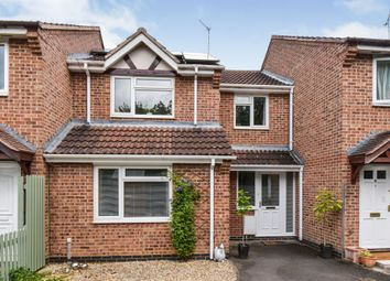 Thumbnail 3 bedroom semi-detached house for sale in Braymish Close, Kibworth Harcourt, Leicester