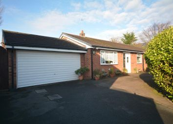 Thumbnail 3 bed detached house for sale in Fender Way, Barnston, Wirral, Merseyside