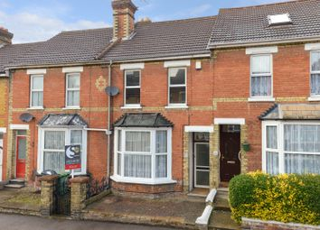 Thumbnail 2 bed terraced house to rent in Campbell Road, Maidstone