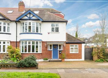 Thumbnail 4 bed property for sale in Park Road, Chiswick, London