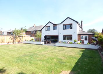 Thumbnail 5 bed detached house for sale in Fox Lane, Leyland