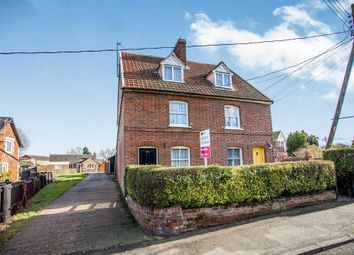 Thumbnail 2 bed semi-detached house for sale in Tye Green, Glemsford, Sudbury