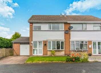 Thumbnail 3 bed semi-detached house for sale in Barnfield Road, Hyde, Greater Manchester, Hyde