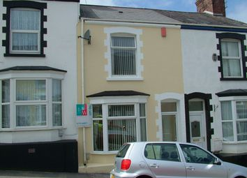 Thumbnail 2 bedroom terraced house to rent in Lorrimore Avenue, Plymouth
