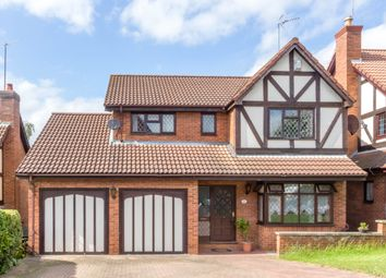Thumbnail 4 bed detached house for sale in Ashton Grove, Wellingborough