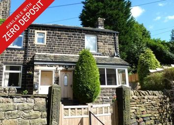 Thumbnail 2 bed end terrace house to rent in Aire View, Riddlesden, Keighley, West Yorkshire
