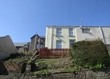 Thumbnail 2 bedroom end terrace house for sale in Llangyfelach Street, Swansea, City And County Of Swansea.