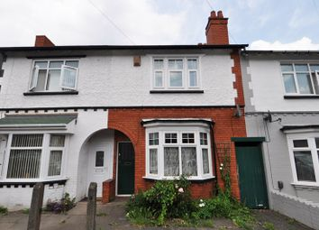 Thumbnail 2 bed terraced house to rent in Belmont Road, Bearwood, Smethwick