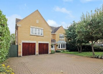 Thumbnail 5 bed detached house for sale in The Pickerings, Brixworth, Northampton