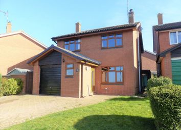 Thumbnail 4 bed detached house for sale in Greenway, Braunston