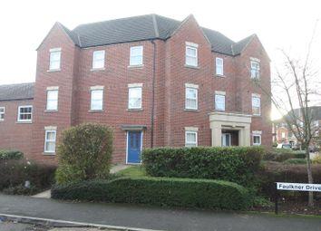 Thumbnail 2 bed maisonette for sale in Faulkner Drive, Bletchley, Milton Keynes