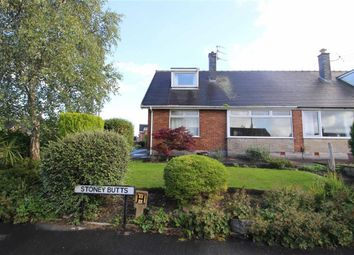 Thumbnail 3 bed semi-detached bungalow for sale in Stoney Butts, Lea, Preston