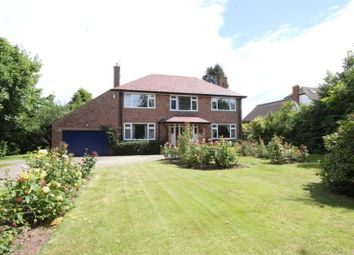 Thumbnail 4 bed detached house for sale in Links Hey Road, Caldy, Wirral