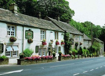 Thumbnail Hotel/guest house for sale in Froggatt Edge, Calver, Hope Valley