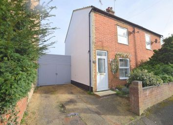 Thumbnail 2 bedroom semi-detached house for sale in Napier Street, Bletchley, Milton Keynes