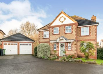 4 bed detached house for sale in Robbins Court, Emersons Green, Bristol BS16