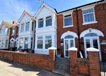 Thumbnail 3 bed terraced house for sale in Kensington Road, Portsmouth