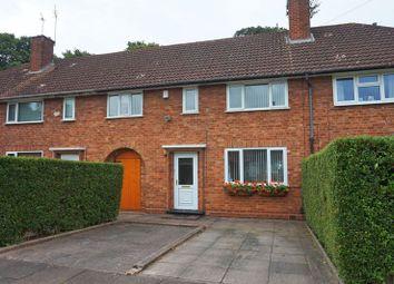 Thumbnail 3 bed terraced house for sale in Binton Croft, Kings Heath, Birmingham