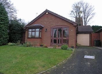 Thumbnail 2 bed detached bungalow for sale in Seagars Lane, Brierley Hill