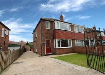 Thumbnail 3 bed semi-detached house for sale in Knightscroft Parade, South Elmsall, Pontefract