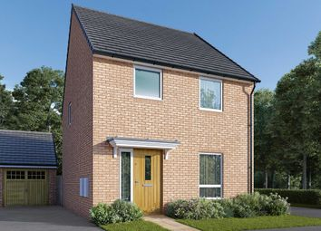 "Thumbnail 3 bed detached house for sale in ""The Edwalton"" at Bede Ling, West Bridgford, Nottingham"