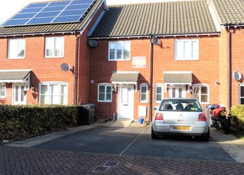 Thumbnail 2 bed terraced house to rent in Fairview Gardens, Deal