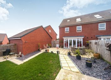 Thumbnail 4 bed semi-detached house for sale in Hopkins Field, Creech St. Michael, Taunton