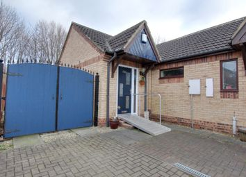 Thumbnail 2 bed semi-detached bungalow for sale in Agincourt, Hebburn