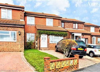 Thumbnail 4 bed terraced house for sale in Lynchet Close, Brighton, East Sussex