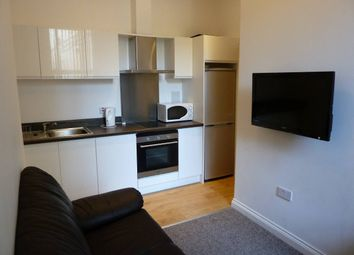 Thumbnail Studio to rent in Whitefield Terrace, Greenbank Road, Plymouth