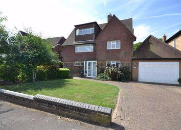 4 bed detached house for sale in Parkgate Crescent, Hadley Wood, Hertfordshire EN4