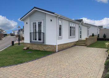 Thumbnail 2 bed detached bungalow for sale in Reculver Court, Reculver Lane, Reculver, Herne Bay