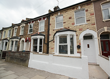 Thumbnail 3 bed terraced house for sale in Wroxton Road, London