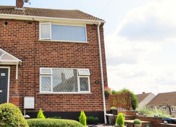 Thumbnail 2 bed end terrace house for sale in Chalfont Close, Allesley Park, Coventry