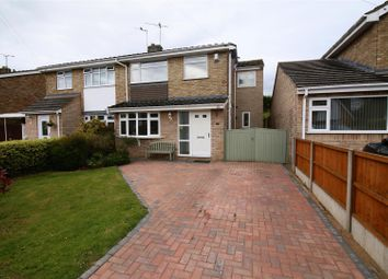 Thumbnail 3 bed property for sale in Montague Road, Woodlands, Rugby
