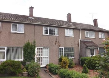Thumbnail 3 bed terraced house for sale in Hamble Close, Thornbury, Bristol, Gloucestershire