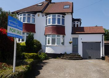 Thumbnail 3 bed semi-detached house for sale in Hawthorn Drive, West Wickham