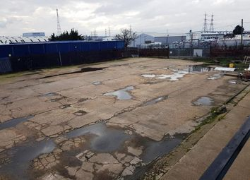 Thumbnail Land to let in Unit 3, Europa Park, Magnet Road, Grays, Essex