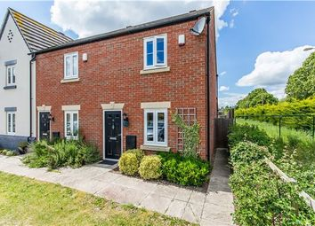 Thumbnail 2 bed terraced house for sale in Shipps Field, Waterbeach, Cambridge