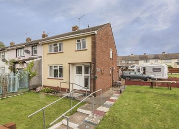Thumbnail 3 bed end terrace house for sale in Tudor Crescent, Rogerstone, Newport