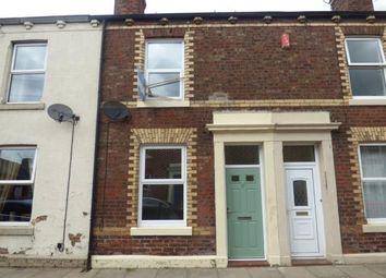 Thumbnail 2 bed terraced house for sale in East Norfolk Street, Carlisle, Cumbria