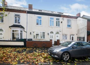 Thumbnail 5 bed terraced house for sale in Herbert Street, West Bromwich