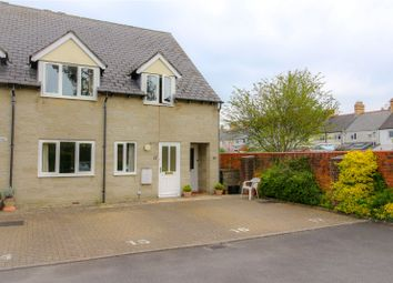 Thumbnail 2 bed flat for sale in Newcombe Court, Victoria Road, Cirencester